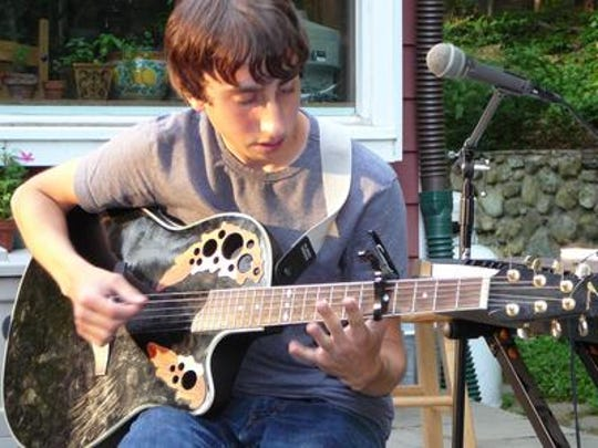 Justin Veatch, an aspiring musician, died of a heroin overdose in 2008. A documentary about his family, called Whispering Spirits, is available, free.