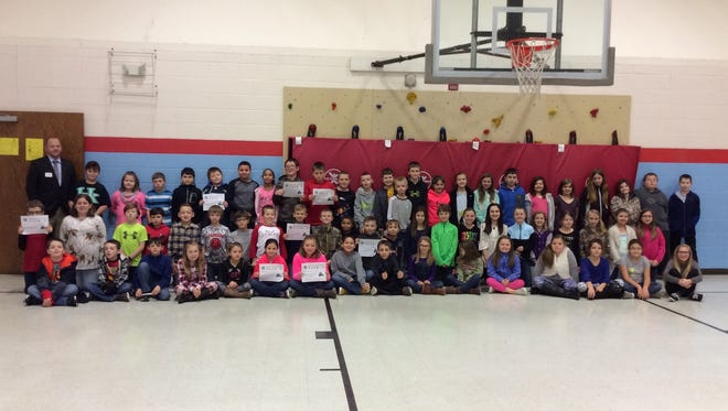 SES students who earned digital drivers' licenses in January.