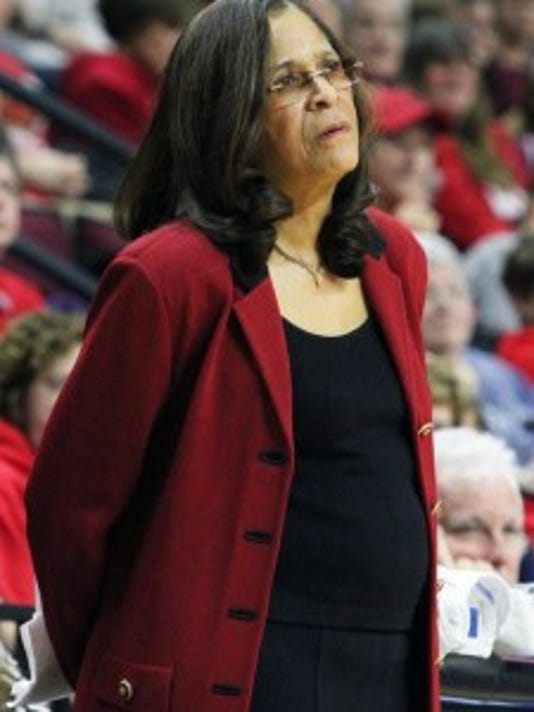 Rutgers women's basketball coach C. Vivian Stringer is making changes to her bench for the first time in four years.(Photo: Mark R. Sullivan/Gannett)