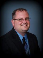 Johnson County Auditor Travis Weipert