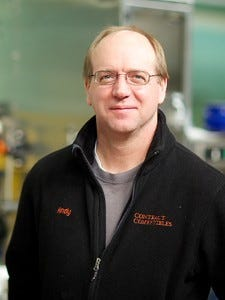 Andy Gehl works with food entrepreneurs through his business, Contract Comestibles.