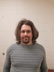 Child pornography suspect Christian Moylan.