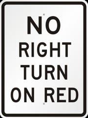 This sign is straightforward and makes sense.