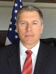 Shawn N. Anderson, interim U.S. attorney for districts