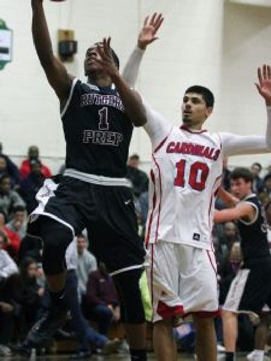 Rutgers Prep and Karl Charles are flying high
