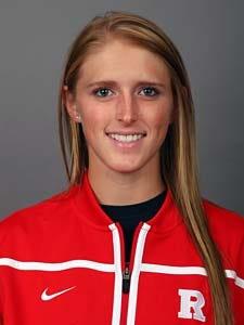 Rutgers University cross country standout Paige Senatore