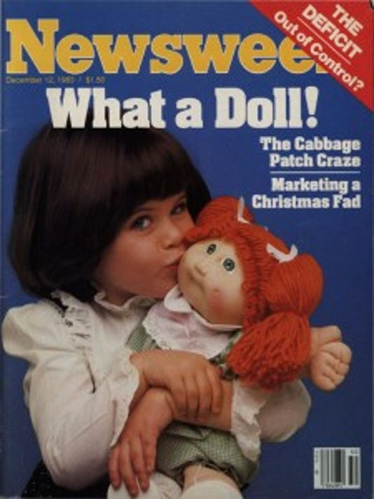 Image result for cabbage patch kids 1983