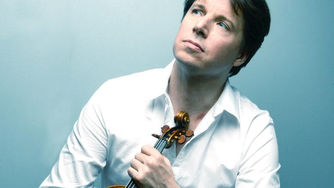 Renowned violinist Joshua Bell