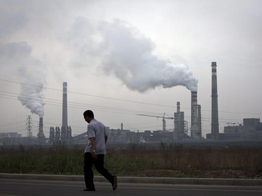 China Air Pollution Mortality