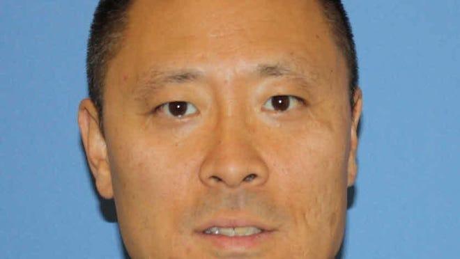Fallen Cincinnati Police Officer Sonny Kim.