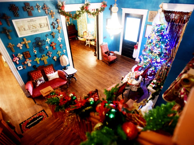 The former house of former Shreveport Mayor Hazel Beard,