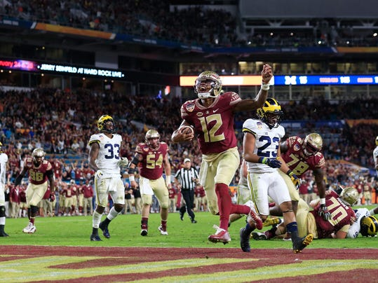 Capitol One Orange Bowl - Florida State v Michigan