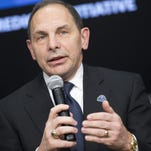 Veterans Affairs Secretary Bob McDonald Department of Veterans Affairs Secretary Bob McDonald said Monday that he believes veterans' wait times for appointments aren't a valid measure of their experience at the VA.