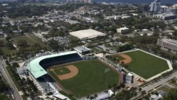 City of Palms is no longer used for major league spring training, but the county will pay $535,000 to install new lights at the facility.