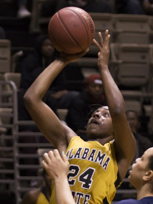 Women's Basketball: Alabama State vs Jackson State