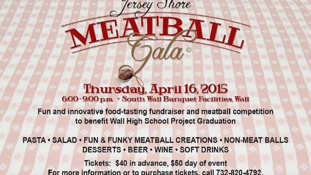 Com to the The Annual Jersey Shore Meatball Gala