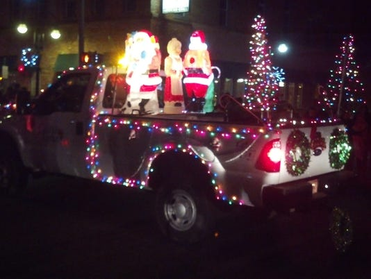 Grand Ledge Night Lights Christmas Parade