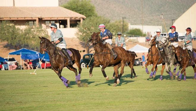 The Bentley Scottsdale Polo Championships return for the fifth year to WestWorld of Scottsdale on Saturday, Oct. 24.
