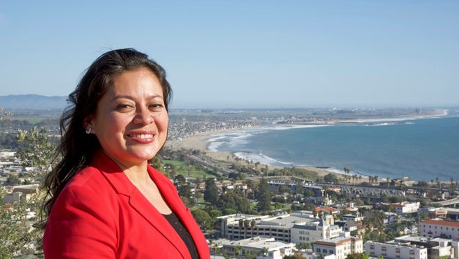 Jeannette Sanchez-Palacios is one of 10 candidates running for Ventura City Council.