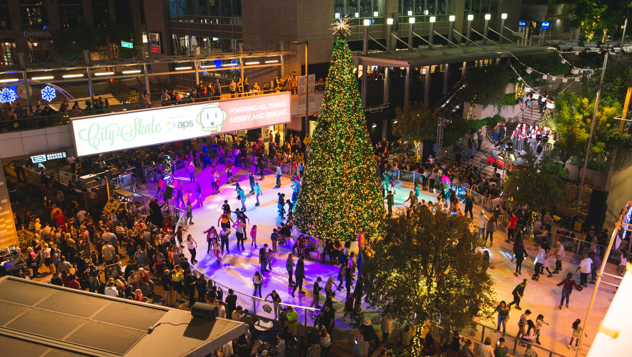 Christmas Activities In Arizona 2020 Phoenix Christmas events 2019: Holiday lights, skating, parades