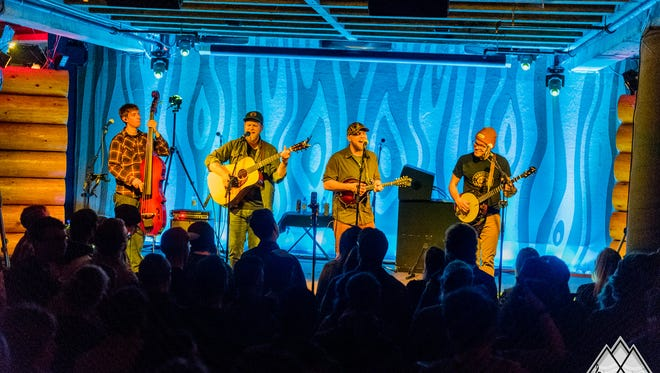 Portland bluegrass bandCascade Crescendo live at The Gov Cup, 9 to midnight Friday, March 23, The Governor's Cup Coffee Roasters, 471 Court St. NE, Salem. No cover.