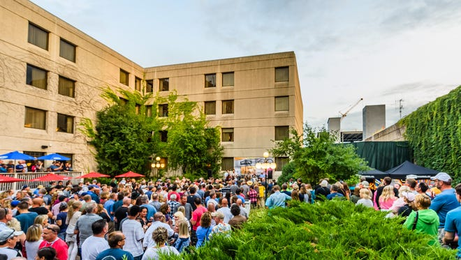 Mile of Music's Concerts in the Courtyard series returns for a fifth year beginning May 29.