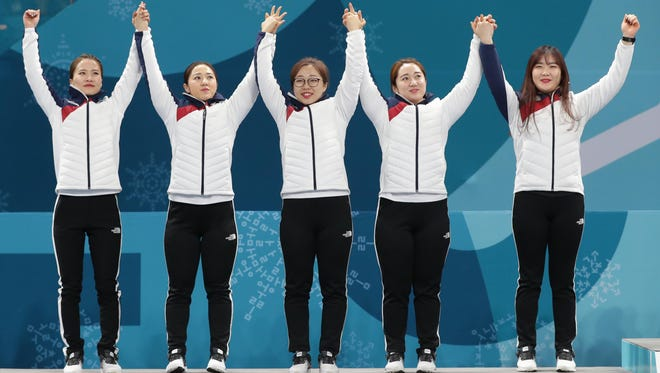 The Garlic Girls earned a silver medal for South Korea in curling.