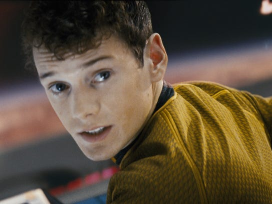 Anton Yelchin stars as Chekov in 2009's 'Star Trek'