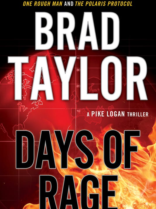 Book Review Days of Rage