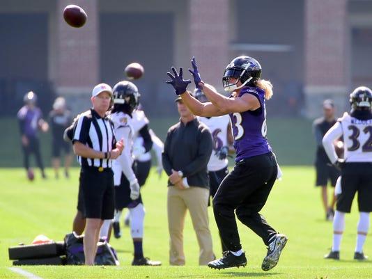 NFL: Baltimore Ravens-Minicamp