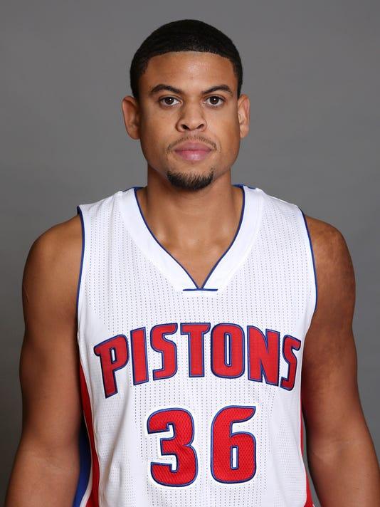 NBA: Detroit Pistons-Media Day