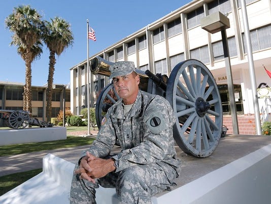 Maj. Gen. John Charlton is leaving the Brigade Modernization Command at Fort Bliss after almost three years.