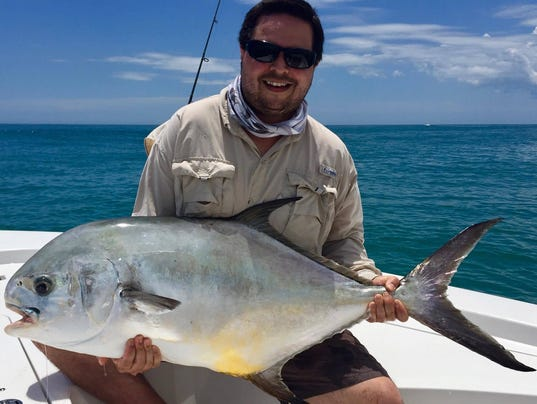 Treasure coast fishing report tropical times for Port st lucie fishing charters