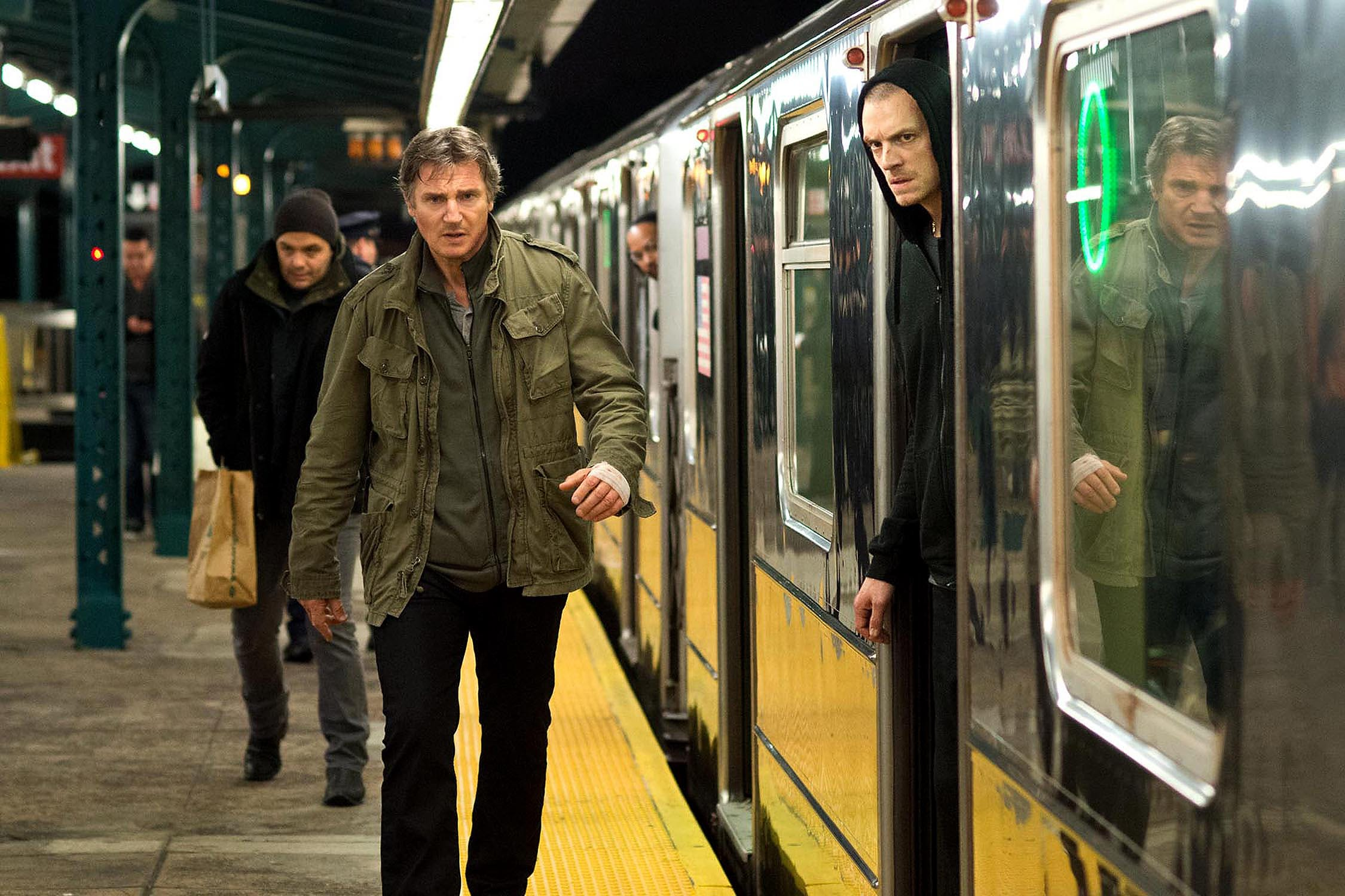 Sneak peek: Neeson dishes a world of hurt in