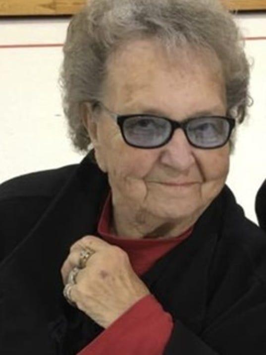 Birthdays: Joyce Graff
