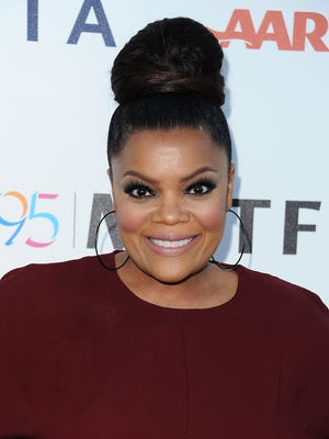 Actress Yvette Nicole Brown attends MPTF's 95th anniversary celebration.