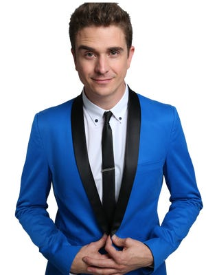 Magician Adam Trent will perform at at 2:30 p.m. Oct. 9 at the Abraham Chavez Theatre, Downtown. His performance is part of the 2016-17 Showtime El Paso season.