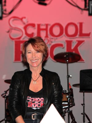 Martha Pfeiffer nearly retired from her teaching job at Cape Henlopen High School, instead she stayed and is now nominated for a Tony award.