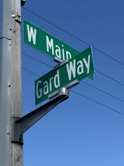 One of the streets in Cobb was recently renamed Gard Way after the family.