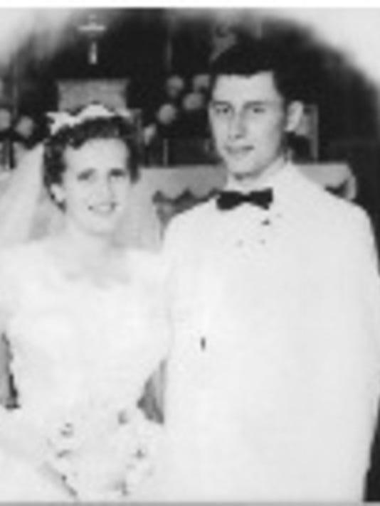 Anniversaries: Gene Schmitt & Ellie Schmitt
