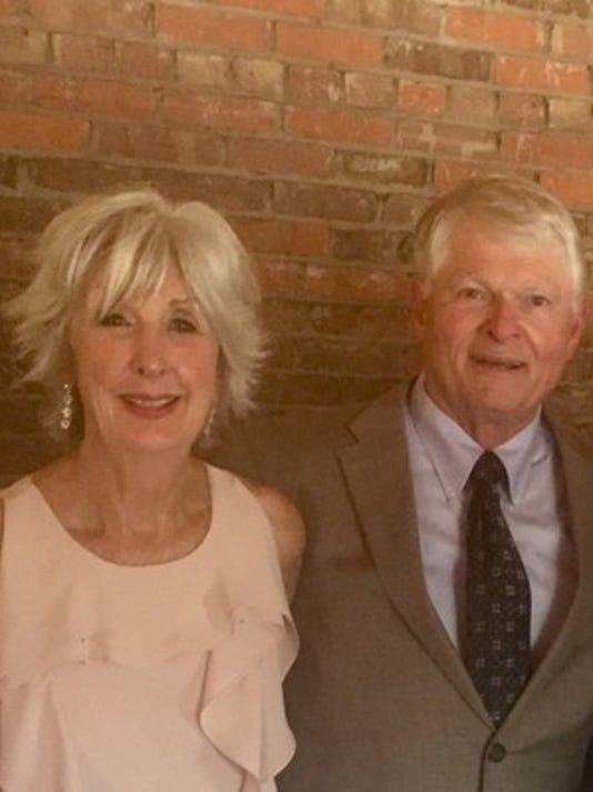 Anniversaries: James Banks & Carole Moody