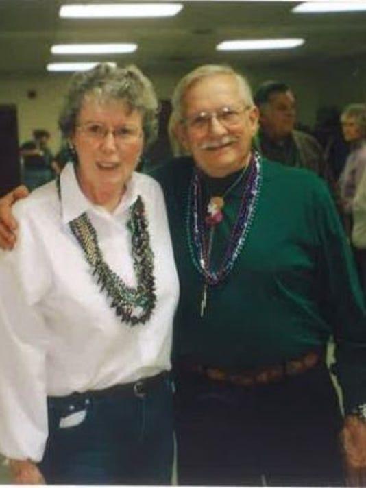 Anniversaries: Ronald and Wanda Carr & Wanda Carr