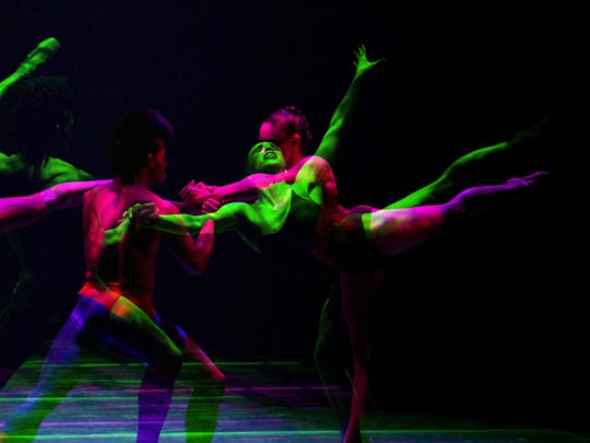 """""""Star Dust: A David Bowie Tribute"""" is a contemporary ballet that reveals the singer's life story."""