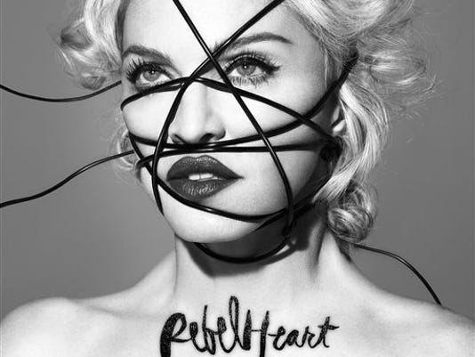 Music Review Madonna