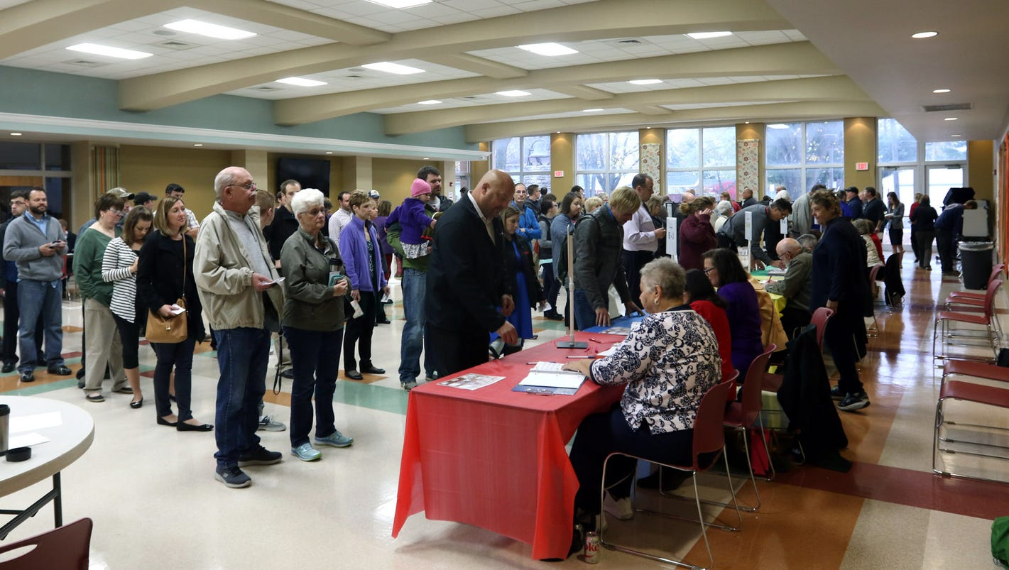 Hales Corners attracts election observers on voting day