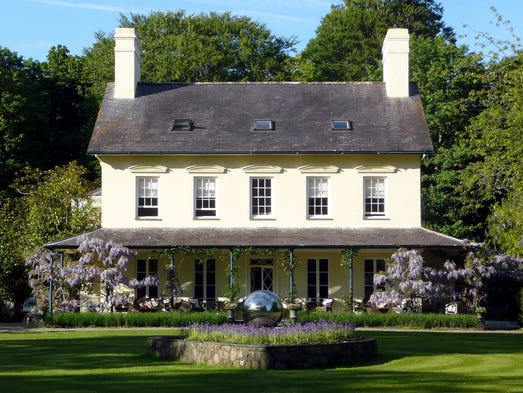 Wales Travel 20 Charming Inns And Hotels