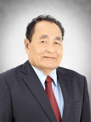 Sen. Isaac V. Figir, Yap rep to FSM Congress