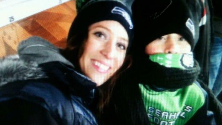 Randi Green and Denver Harris