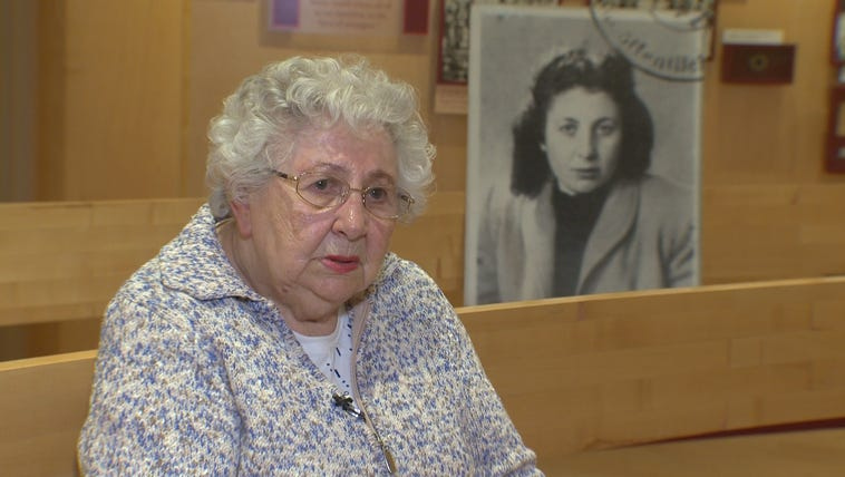 Rose Williams survived the Holocaust