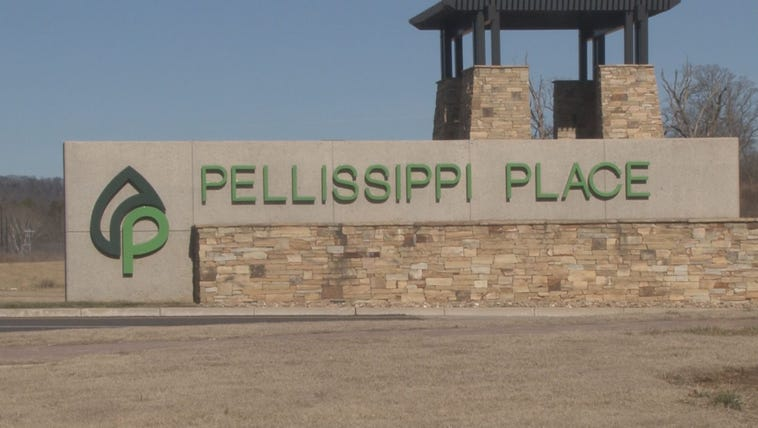 Pellissippi Place sign